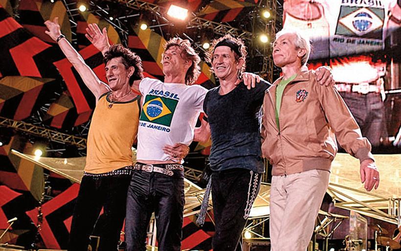 ¡En Copacabana Beach! The Rolling Stones estrenará disco en vivo de su legendario show