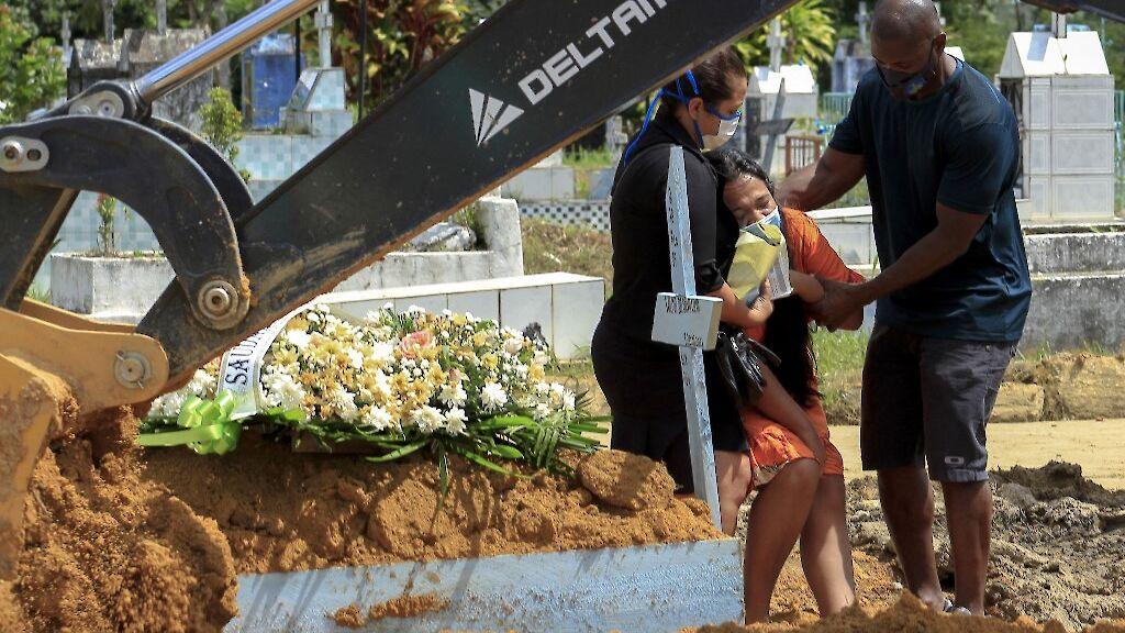 Covid-19 deja más de 3 millones de fallecidos en el mundo