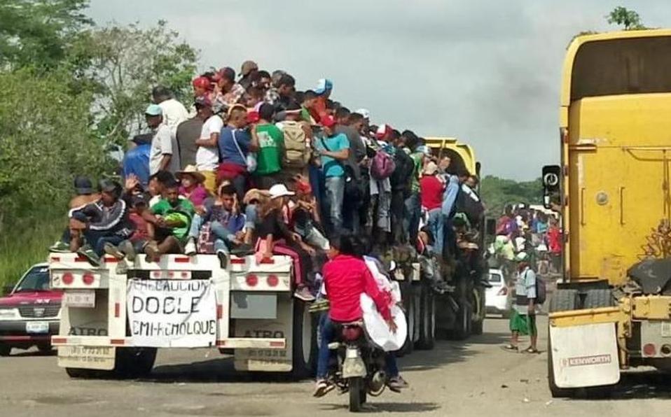 México estima que más de 90.000 personas solicitarán asilo en el país en 2021
