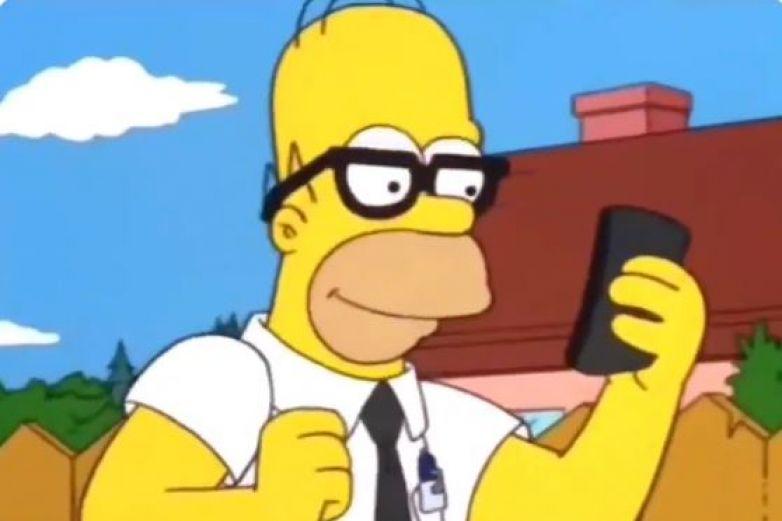 Los Simpson predijeron al cohete chino y su desenlace