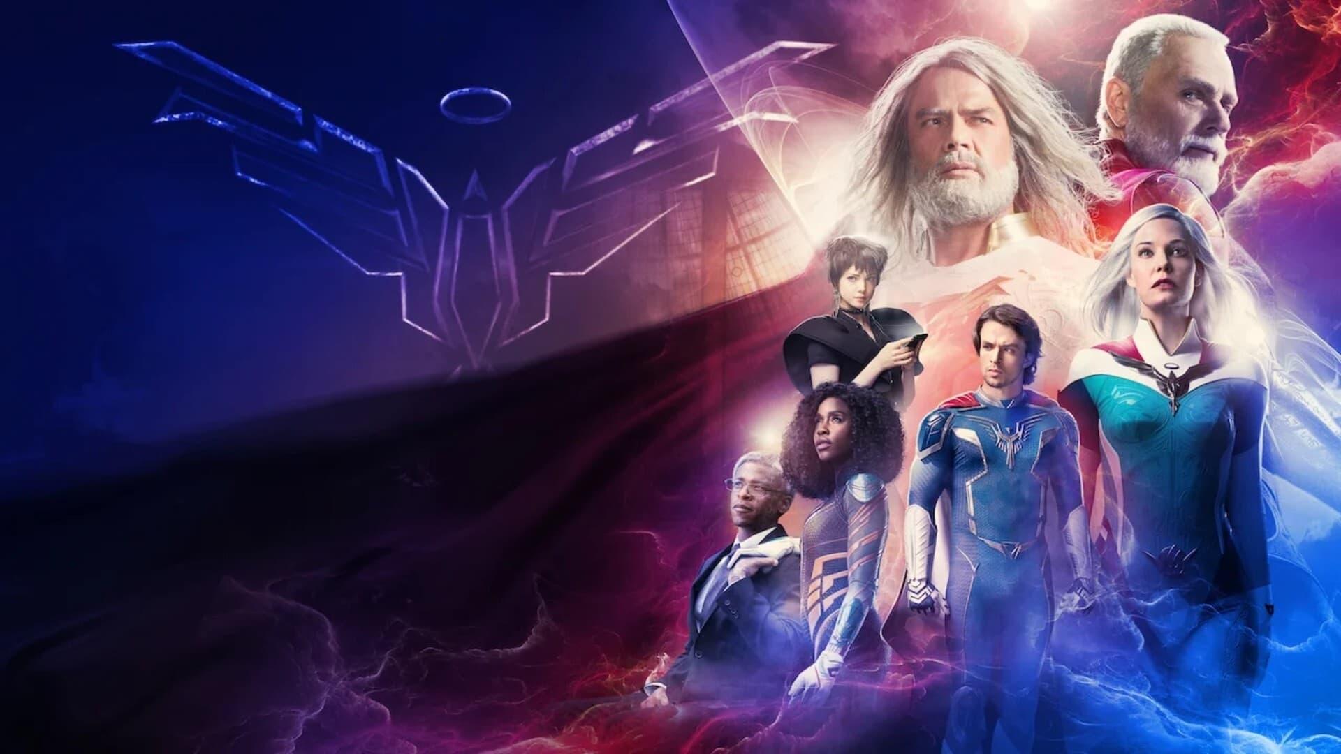 El legado de Júpiter: la serie original de Netflix que mezcla drama y superhéroes